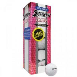 Caja 24 bolas de golf Soft...