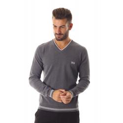 Jersey Hugo Boss Medium Grey