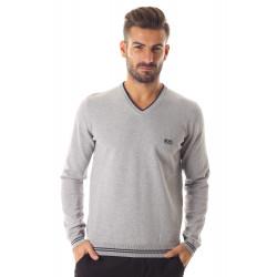 Jersey Hugo Boss Open Grey
