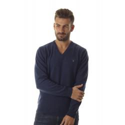 Jersey Gant Pico Azul