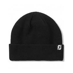 Gorro Fj Knit Beane Black