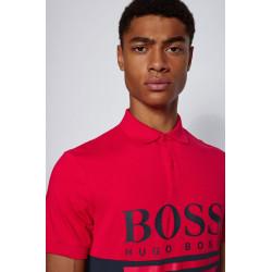 Polo Hugo Boss Pavel Red
